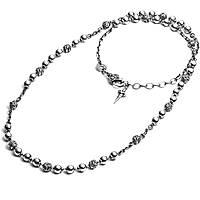 collier homme bijoux Cesare Paciotti Blacksmith JPCL1423V