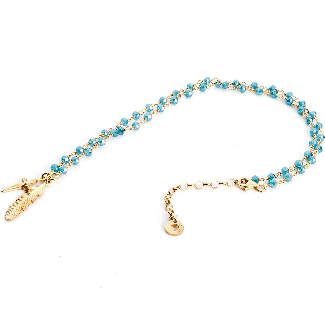 collier homme bijoux Cesare Paciotti Feather JPCL1100G