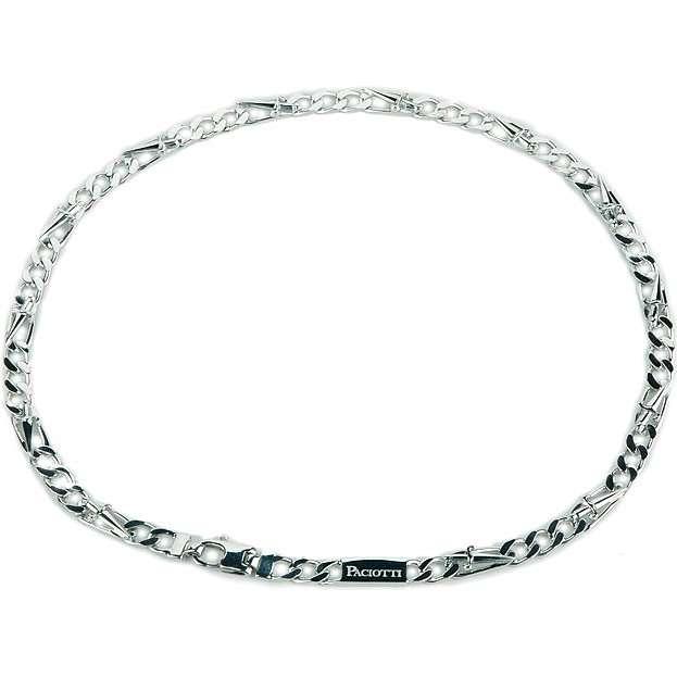collier homme bijoux Cesare Paciotti JPCL0196B