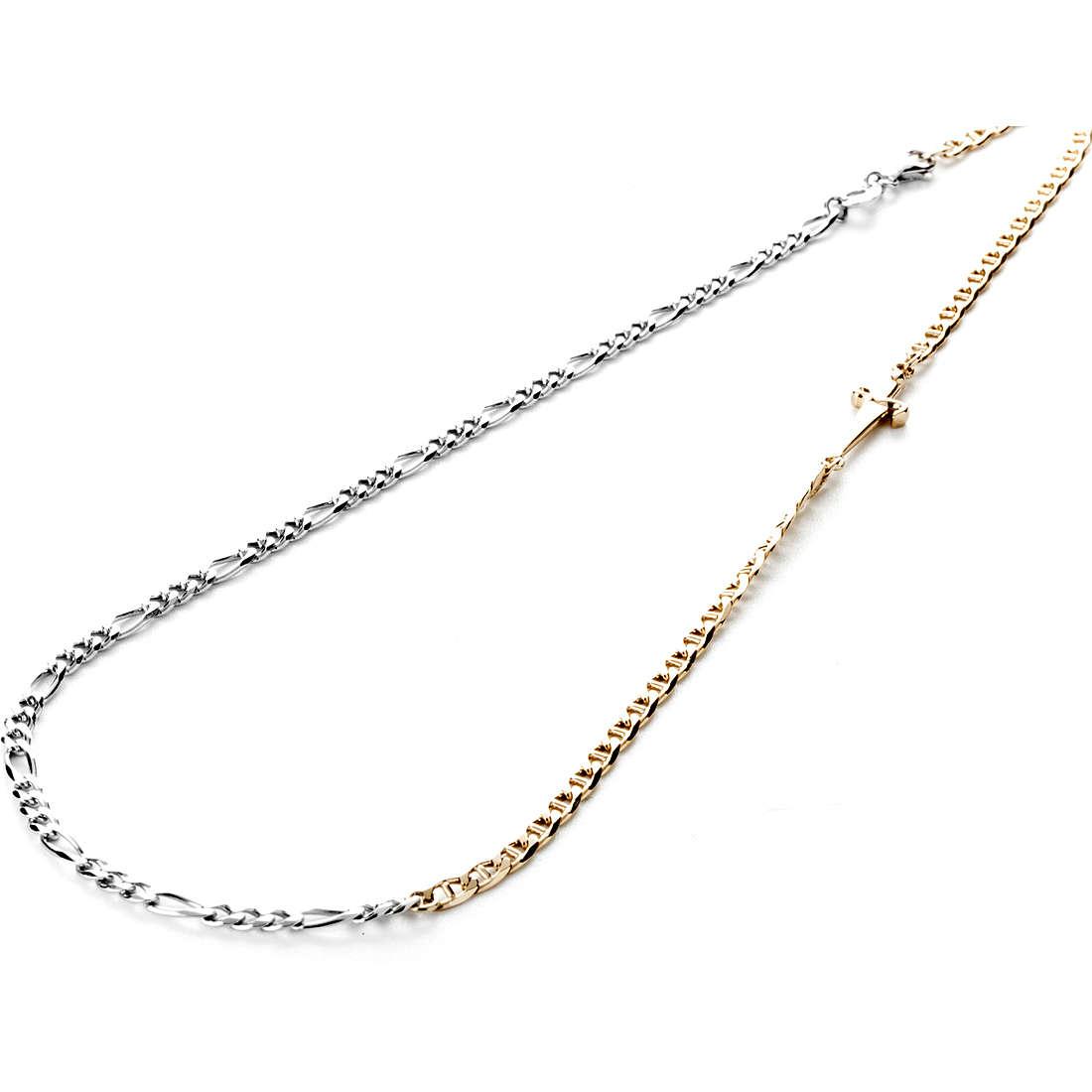 collier homme bijoux Cesare Paciotti JPCL0998B