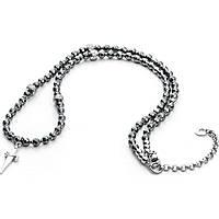 collier homme bijoux Cesare Paciotti JPCL1326B