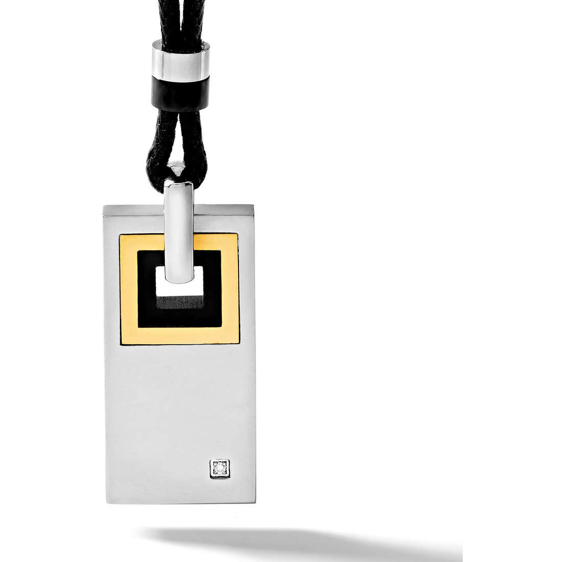 collier homme bijoux Comete Acciaio UGL 332