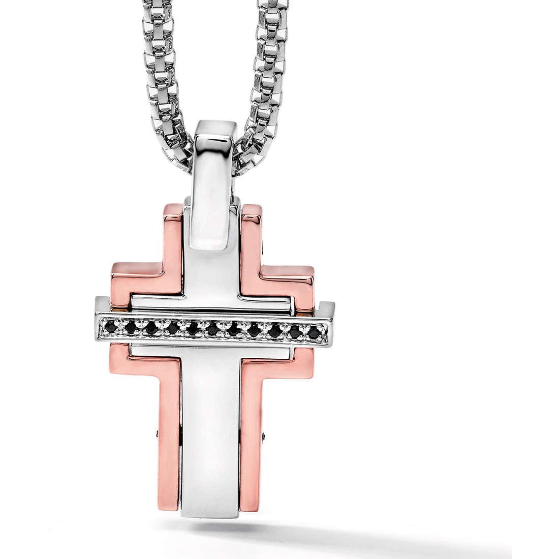 collier homme bijoux Comete Acciaio UGL 344