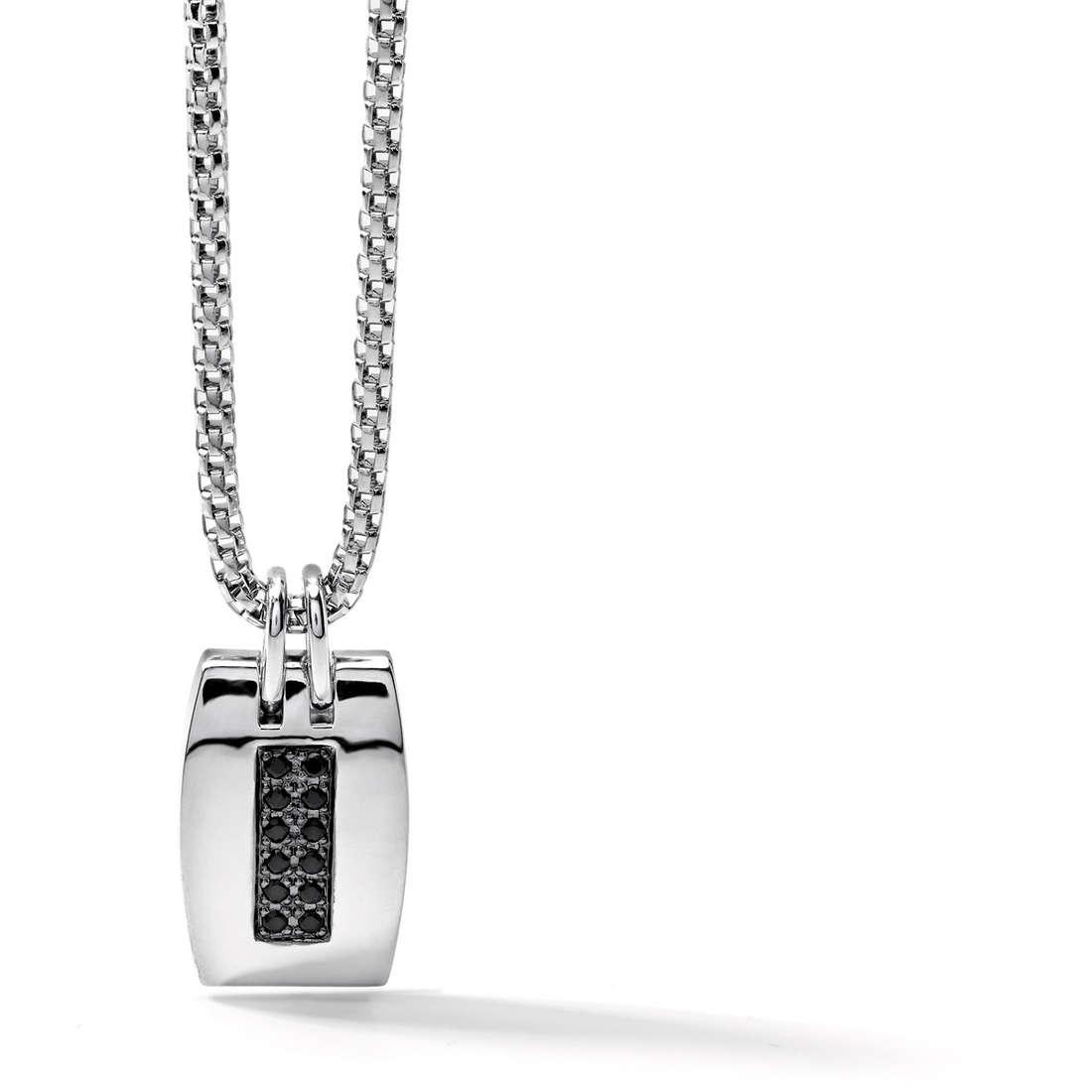 collier homme bijoux Comete Acciaio UGL 346