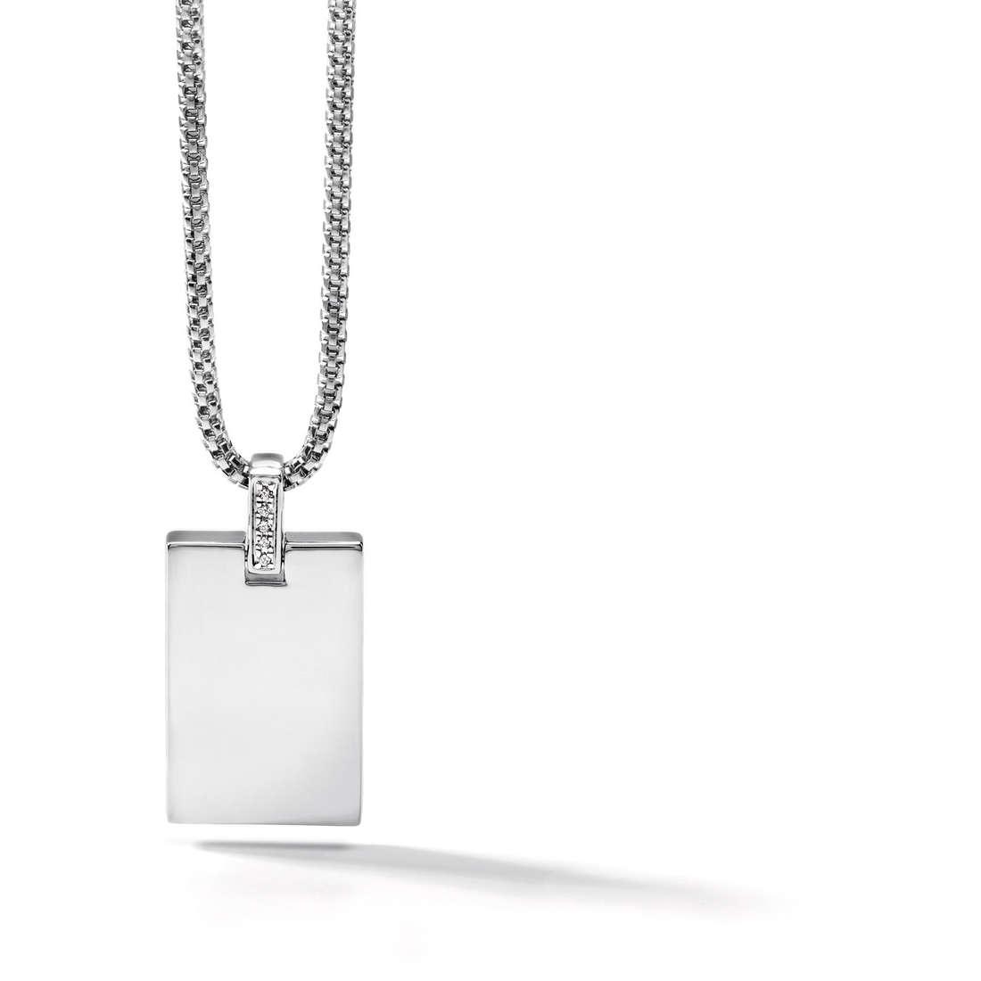 collier homme bijoux Comete Acciaio UGL 349
