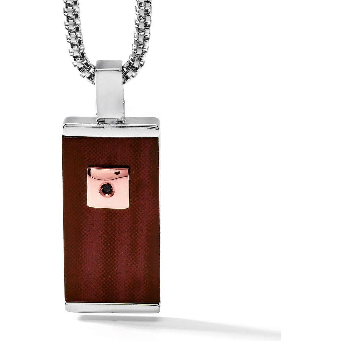 collier homme bijoux Comete Acciaio UGL 350