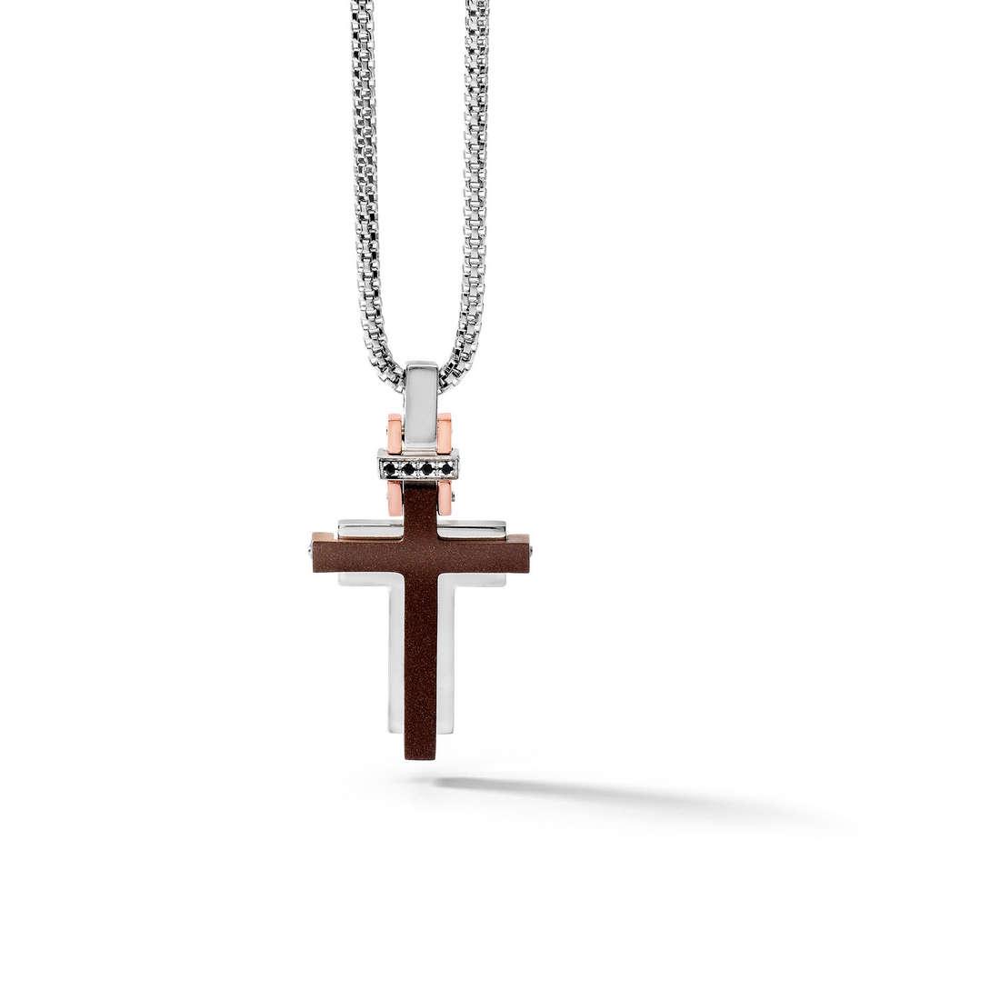 collier homme bijoux Comete Acciaio UGL 368