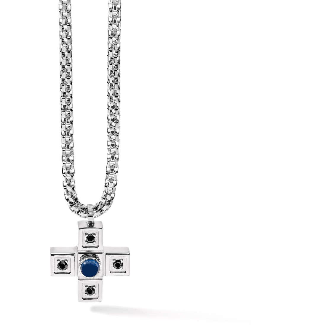 collier homme bijoux Comete Acciaio UGL 369