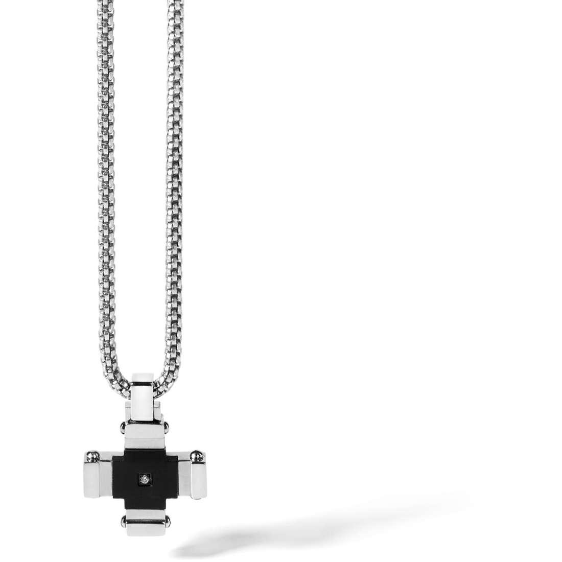 collier homme bijoux Comete Acciaio UGL 408