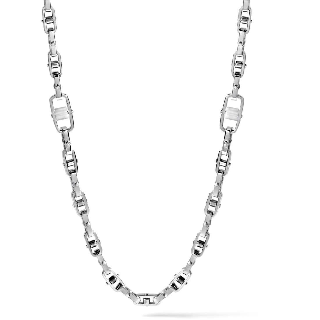 collier homme bijoux Comete Acciaio UGL 411