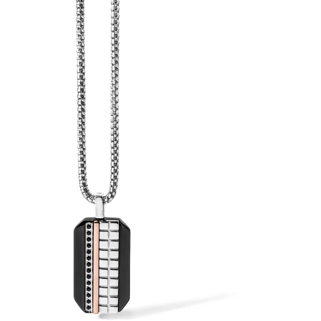 collier homme bijoux Comete Acciaio UGL 416