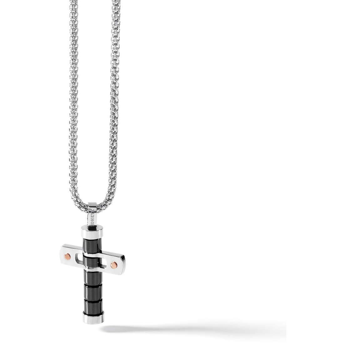 collier homme bijoux Comete Acciaio UGL 444