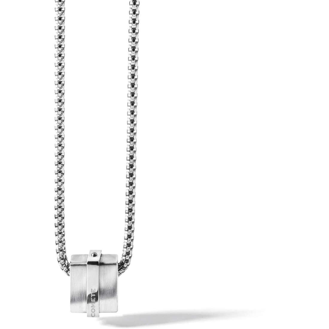 collier homme bijoux Comete Acciaio UGL 449