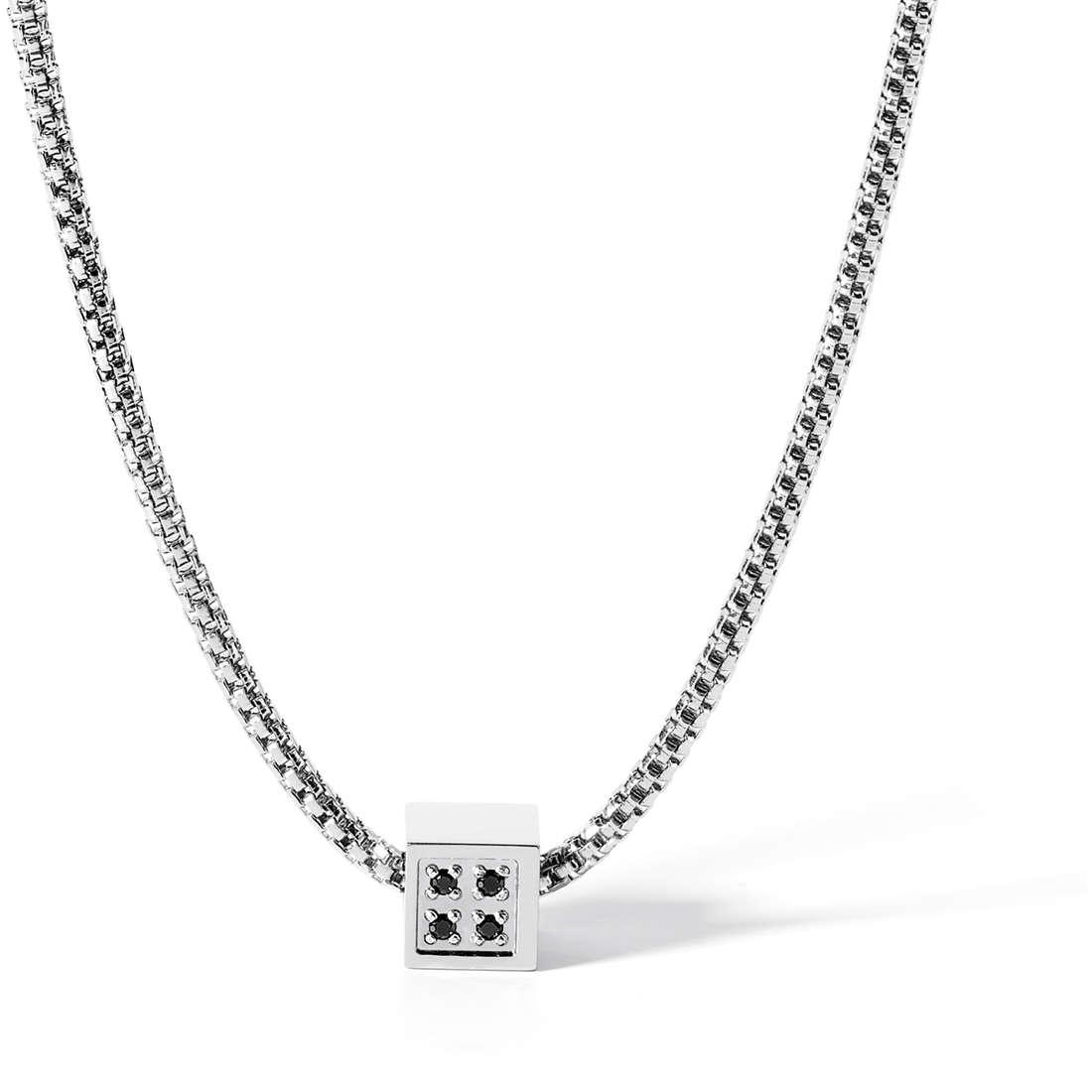 collier homme bijoux Comete Acciaio UGL 459