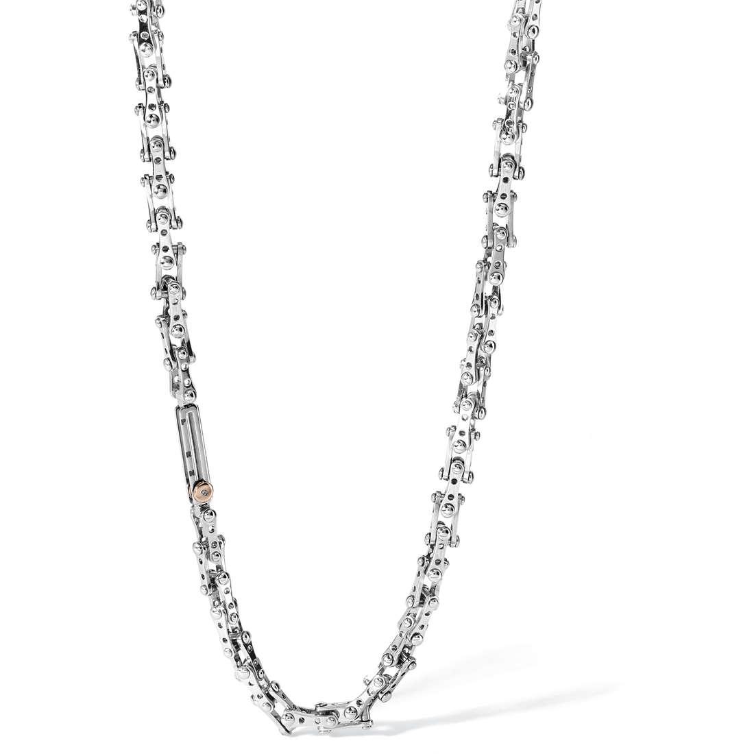 collier homme bijoux Comete Cambio UGL 530