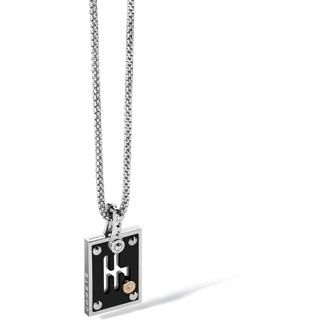 collier homme bijoux Comete Cambio UGL 531
