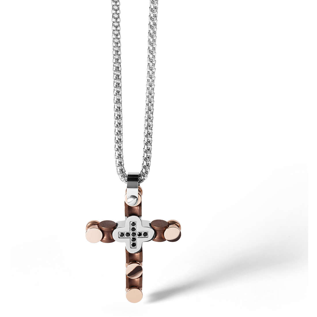 collier homme bijoux Comete Cronos UGL 529