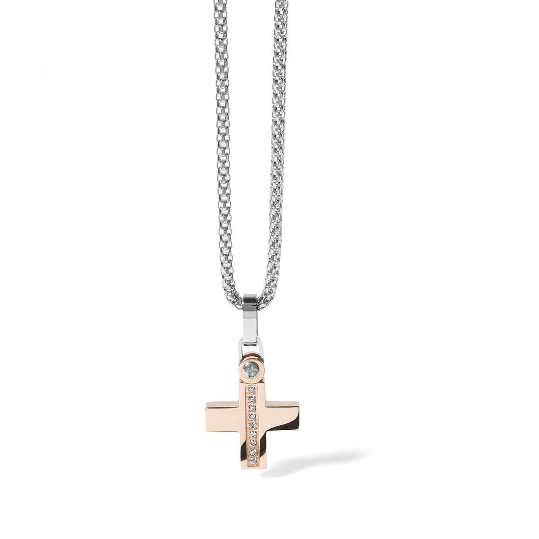 collier homme bijoux Comete Zip UGL 520