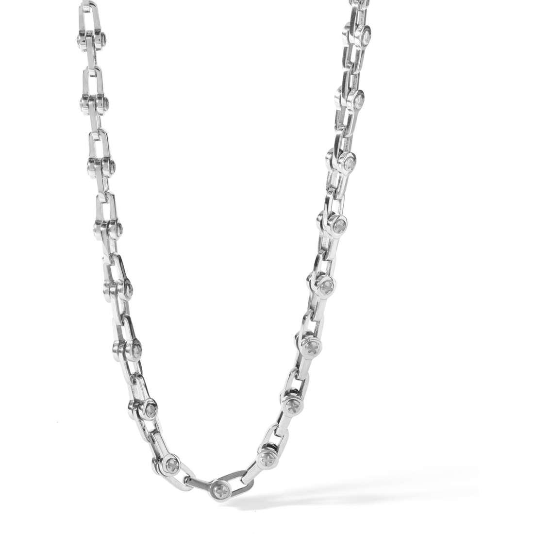 collier homme bijoux Comete Zip UGL 522