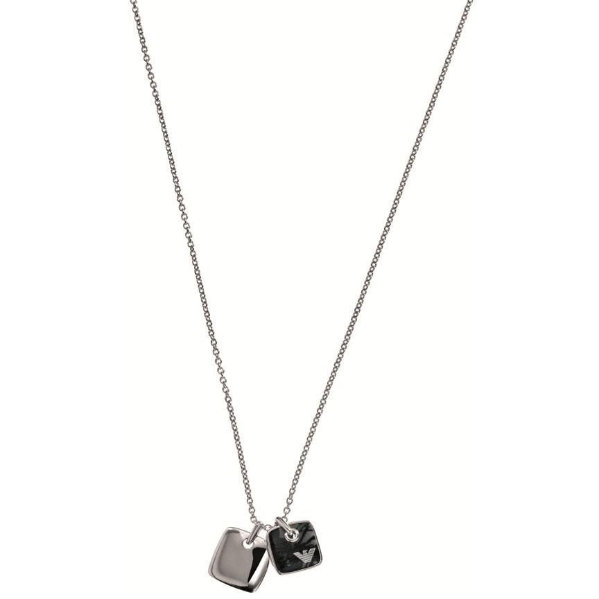 collier homme bijoux Emporio Armani EG2755040