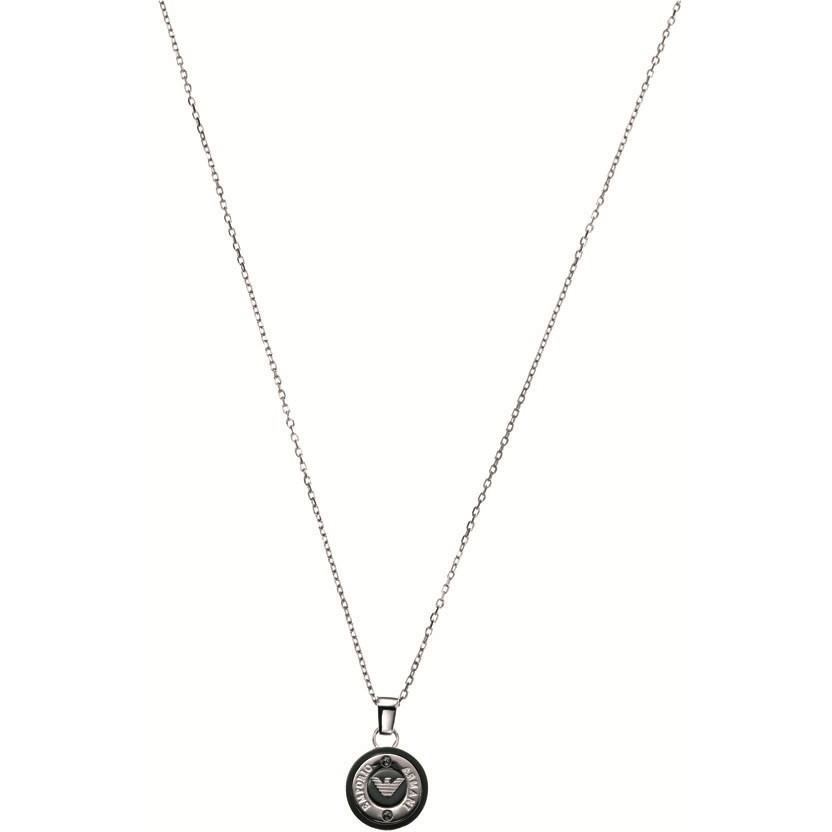 collier homme bijoux Emporio Armani EG2775040