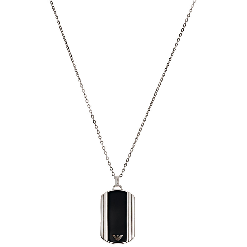 collier homme bijoux Emporio Armani EGS1026040