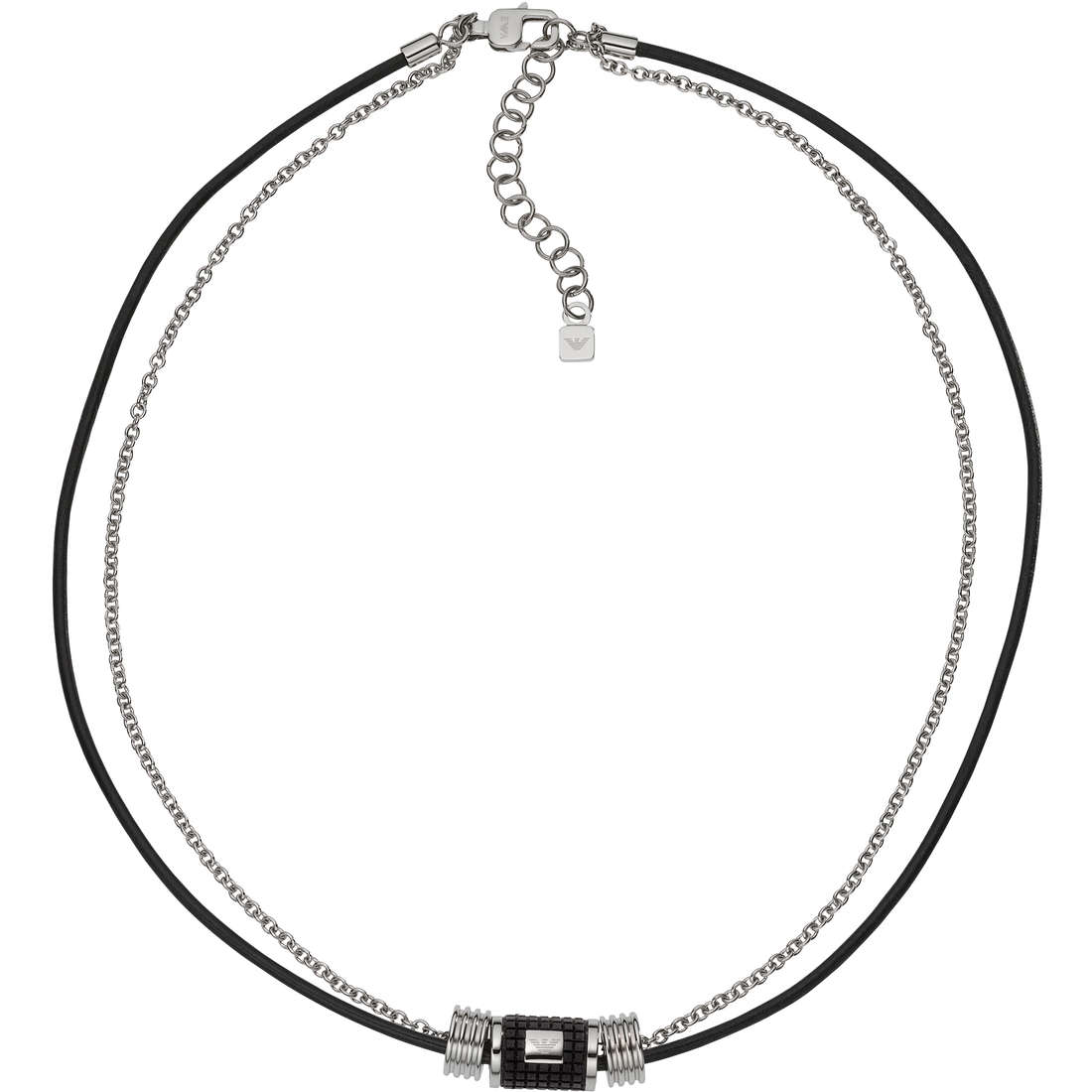 collier homme bijoux Emporio Armani EGS1428040