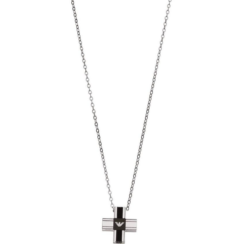 collier homme bijoux Emporio Armani EGS1622040