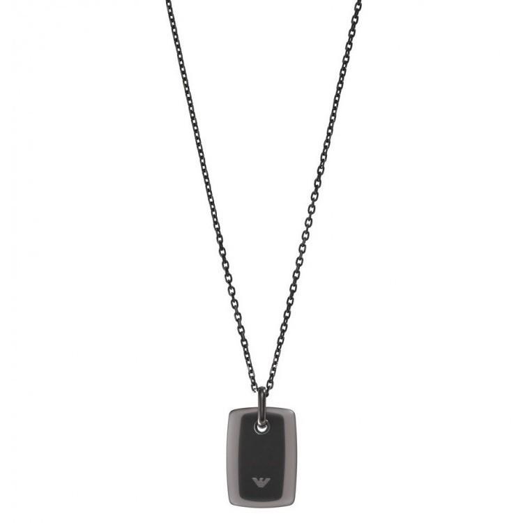 collier homme bijoux Emporio Armani EGS2016001
