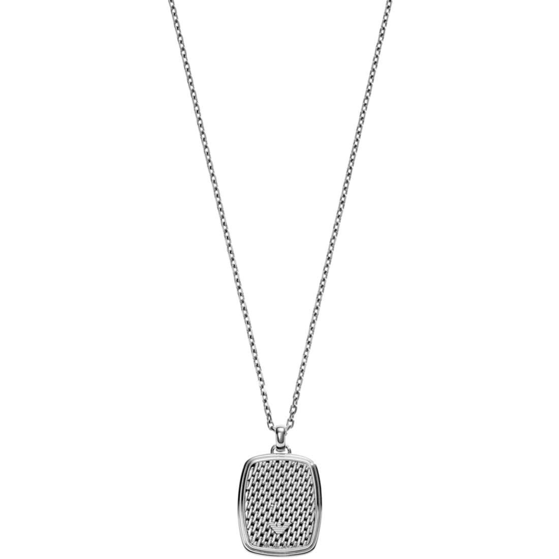 collier homme bijoux Emporio Armani Spring EGS2137040
