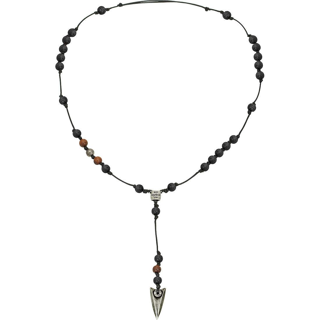 collier homme bijoux Guess UMN11301