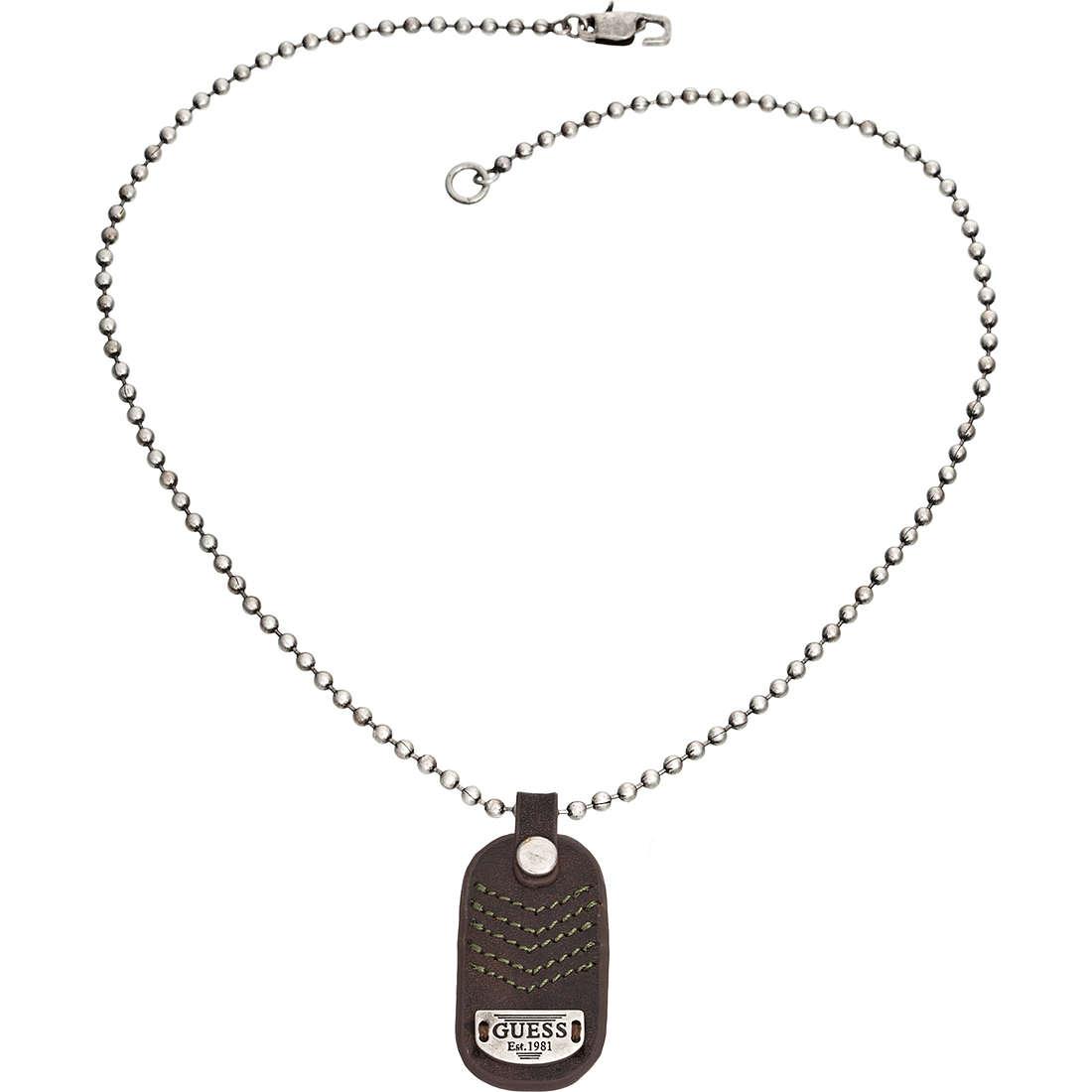collier homme bijoux Guess UMN11308