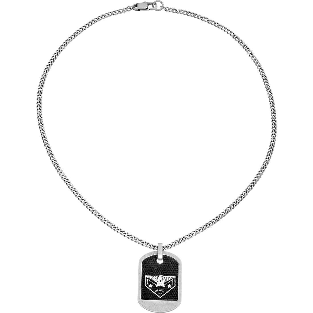 collier homme bijoux Guess UMN81301