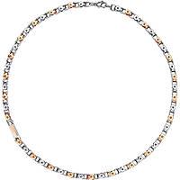 collier homme bijoux Luca Barra LBCL150