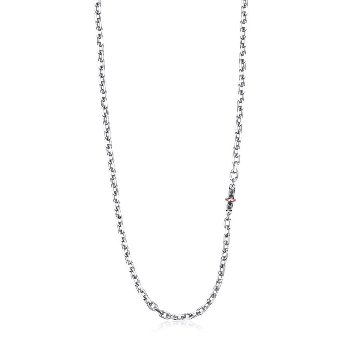 collier homme bijoux Luca Barra LBCL168