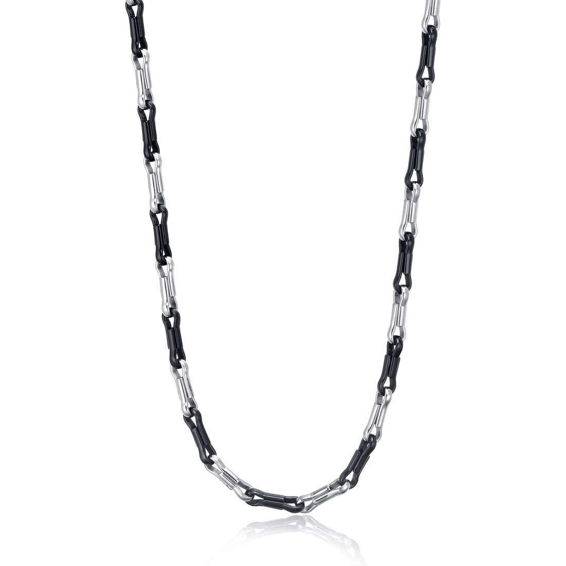 collier homme bijoux Luca Barra LBCL174