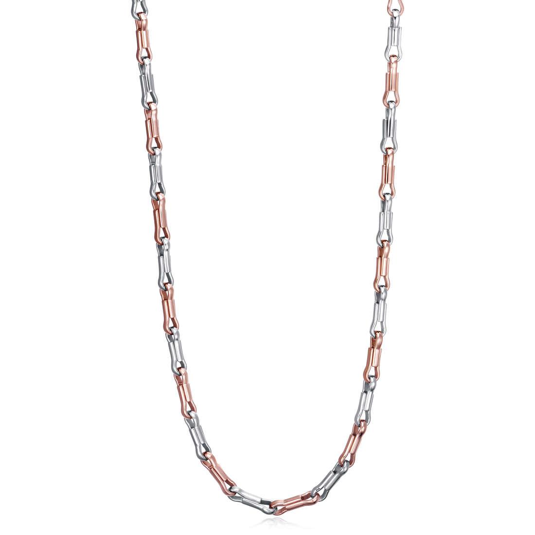 collier homme bijoux Luca Barra LBCL175