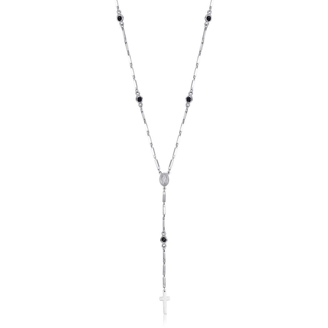 collier homme bijoux Luca Barra LBCL176
