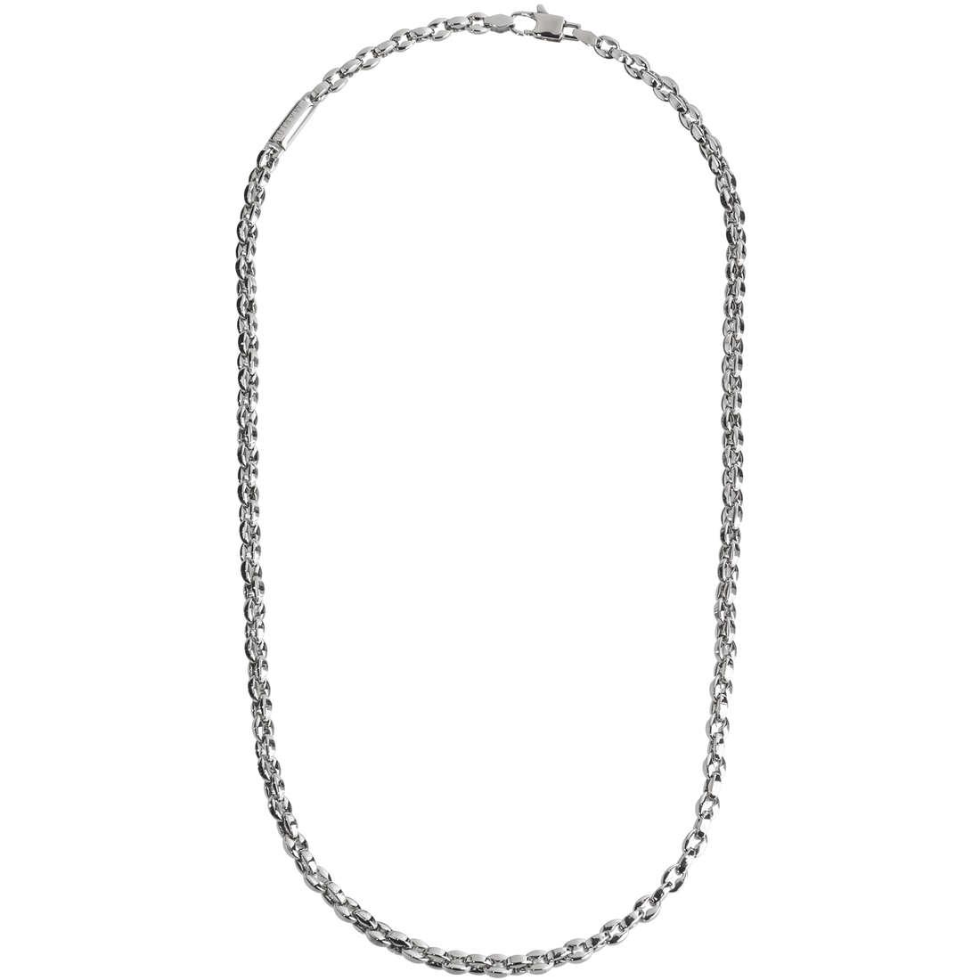 collier homme bijoux Marlù Trendy 4CA0186