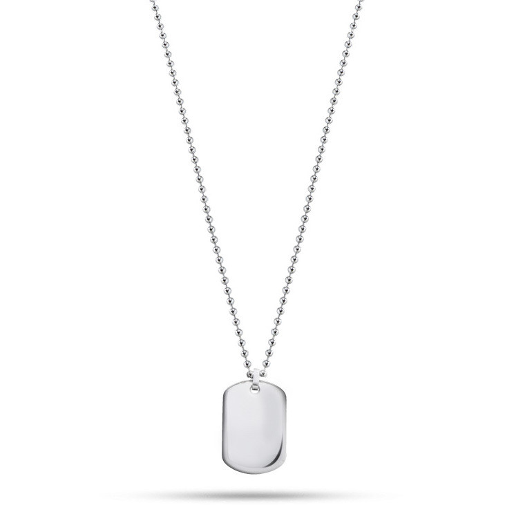 collier homme bijoux Morellato Cross SAHU03