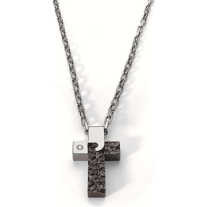 collier homme bijoux Morellato SI201