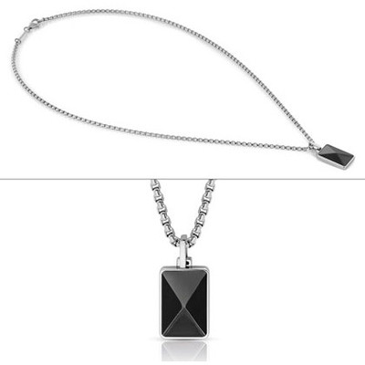 collier homme bijoux Nomination Steelikons 026802/030