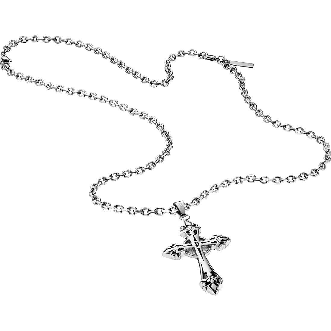 collier homme bijoux Police Blessing S14AEB01P