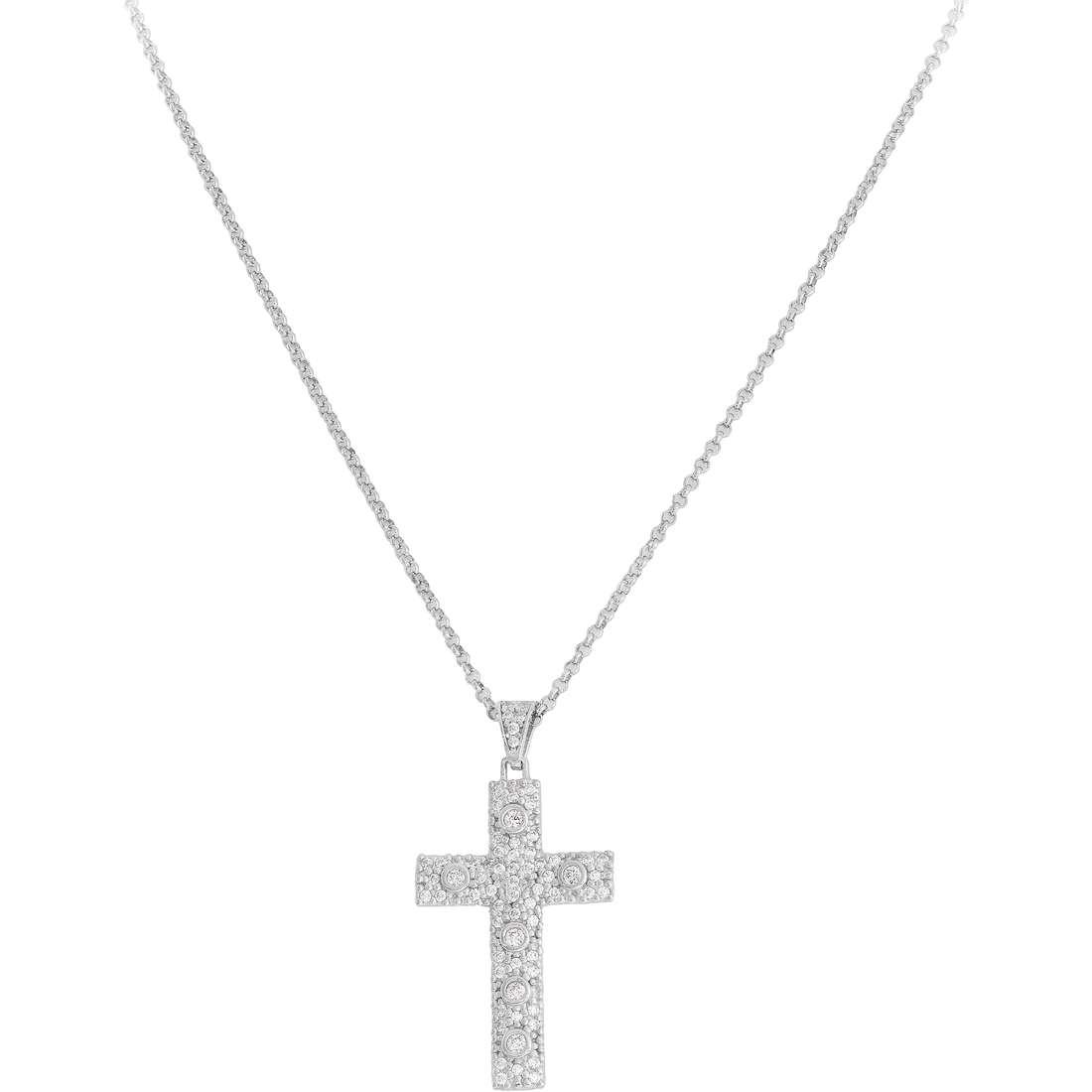 collier unisex bijoux Amen CCZBB