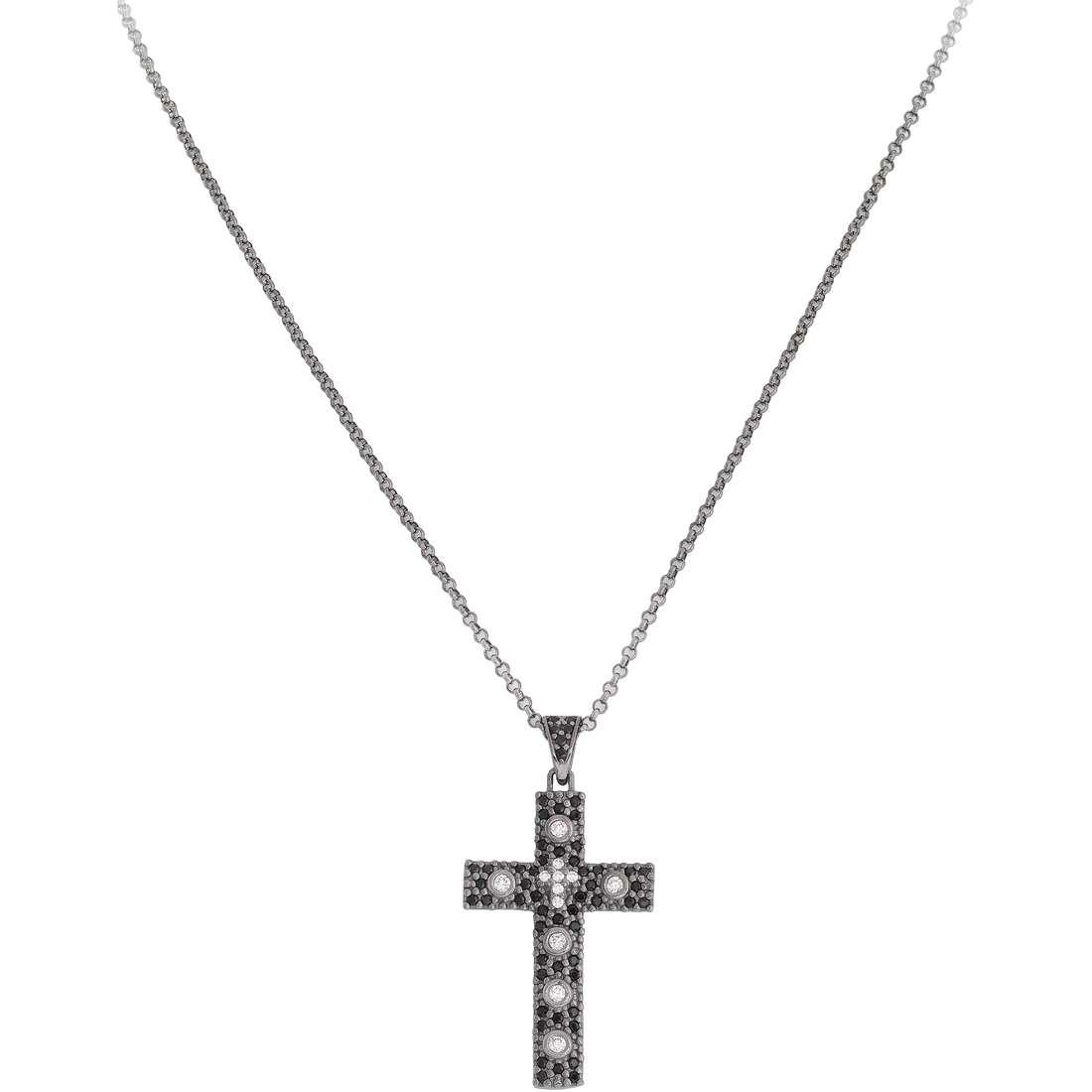 collier unisex bijoux Amen CCZNB