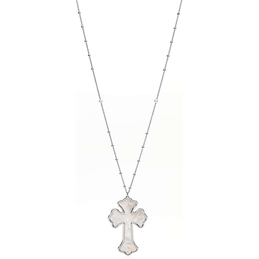 collier unisex bijoux Amen CLBMPB