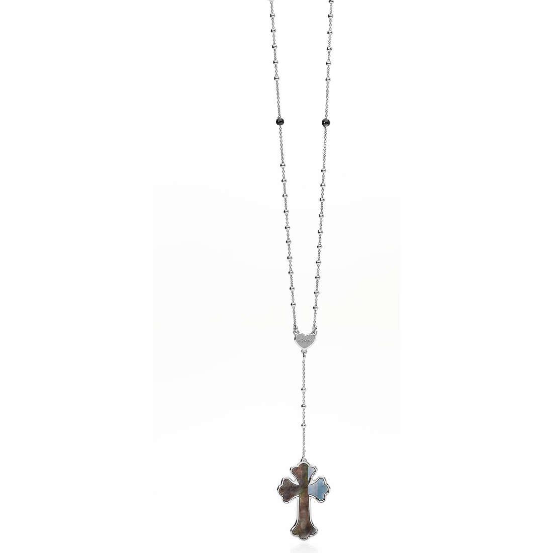 collier unisex bijoux Amen CLBMPG4