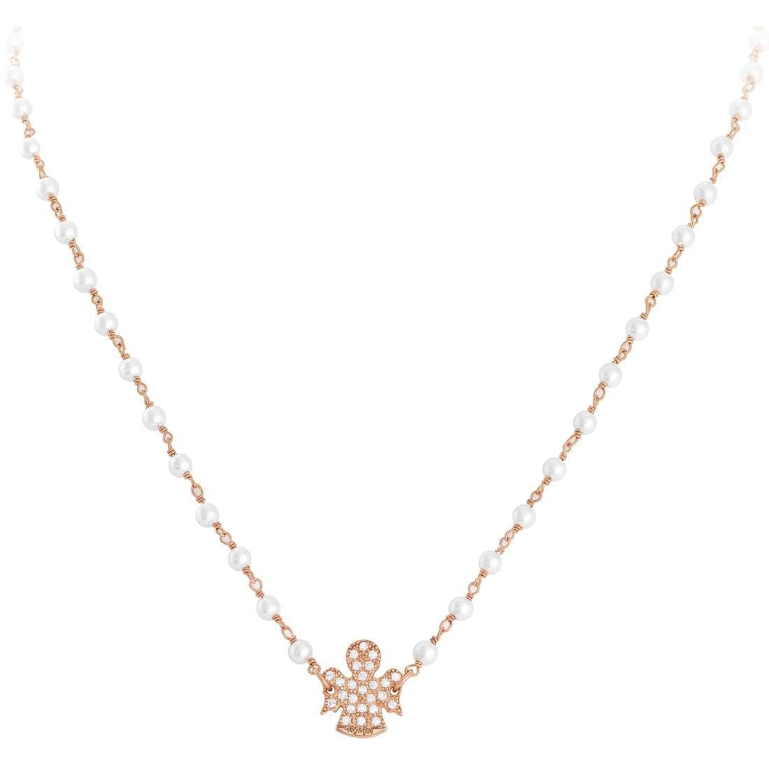 collier unisex bijoux Amen CLRBZ
