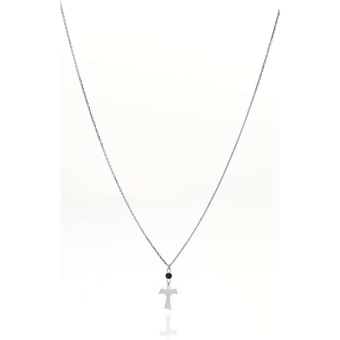 collier unisex bijoux Amen CLTAOLN