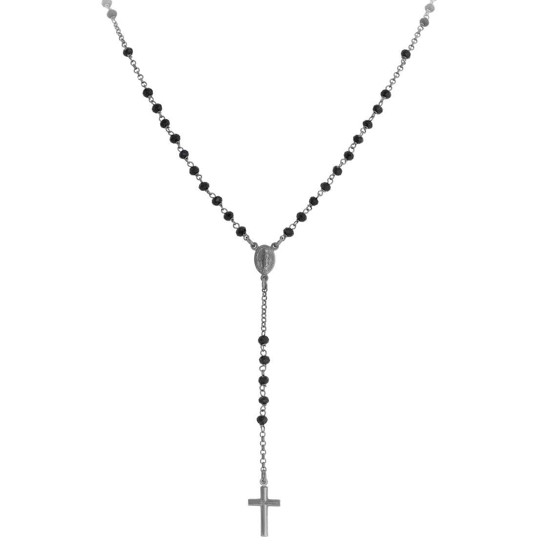 collier unisex bijoux Amen CRONN4